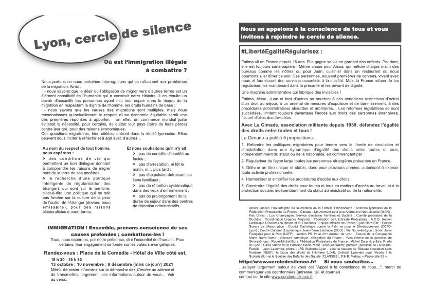20211013 communique cercle de silence octobre copie
